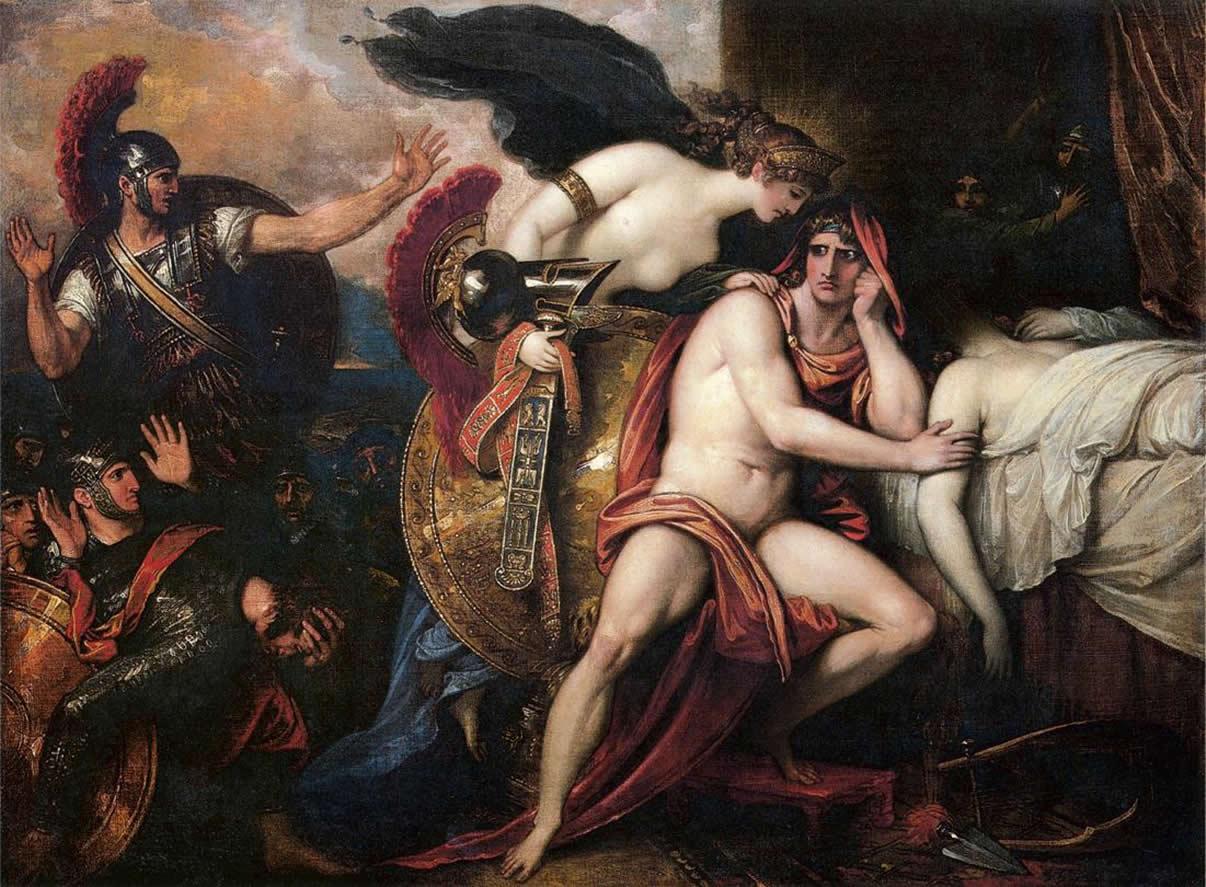 Patroclus achilles gay